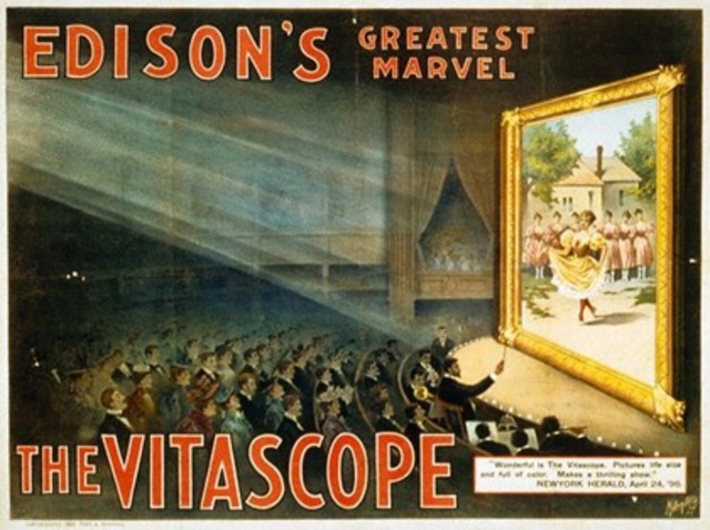Edison's Vitascope Theater