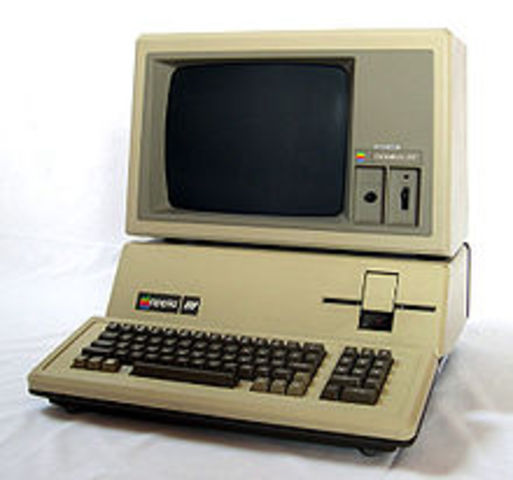 Apple III, mainly used as a business computer, is released.