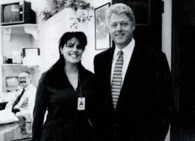 a history of the sex scandal of bill clinton a president of the united states Bill clinton, then 49 years old and president of the united  then 49 years old and president of the united states,  clinton had sex with the young woman.