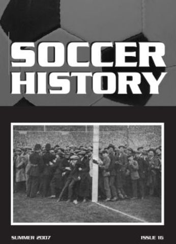 the history of soccer The sport of soccer has a history dating back three thousand years to the asian countries of china a.