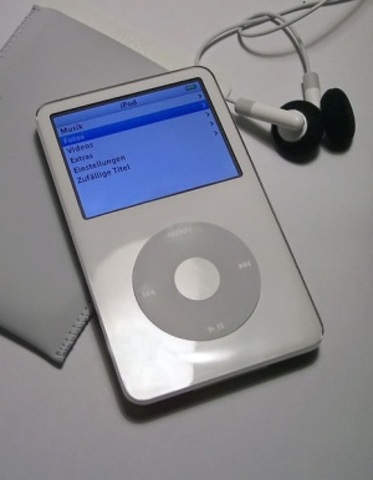 Fifth generation iPod released.