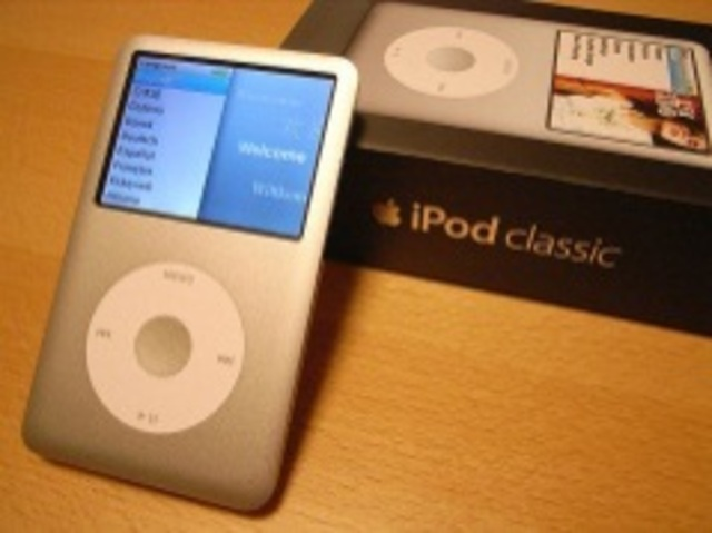 Sixth Generation iPod released.