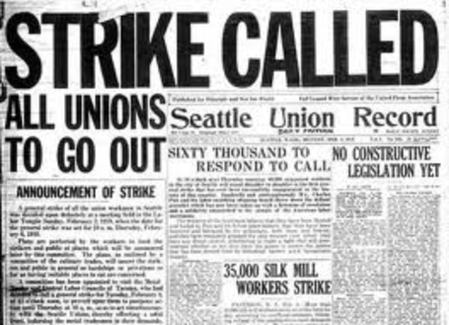 Workers at Birling & Co go on strike