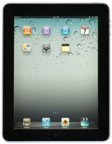 First iPad released.