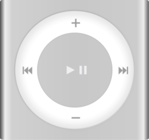 The iPod Shuffle (fourth generation) released.