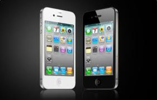 iPhone 4S is released.