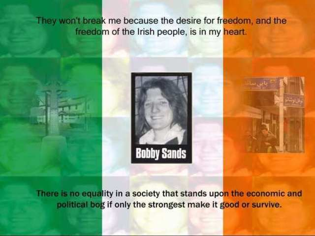 Second Hunger Strike led by Bobby Sands