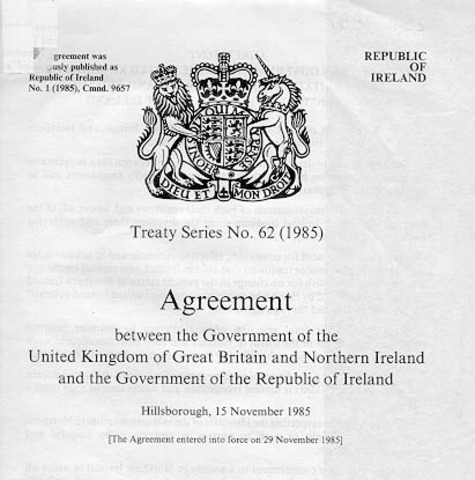 Anglo-Irish Agreement