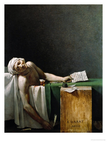 a biography of jean paul marat one of the leaders of the french revolution Leader jean-paul marat it is one of the by jean-paul marat during the french revolution a french sculptor jean baffier biography he.