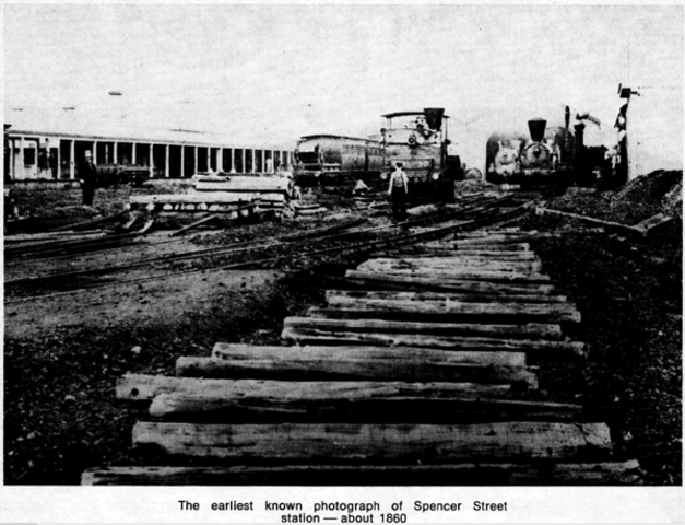 NSW opened the first Australian railway