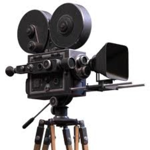 Invention of the movie camera