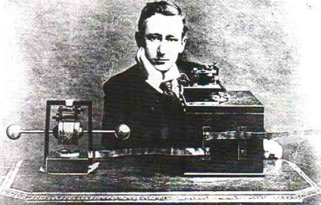 Marconi across the Atlantic
