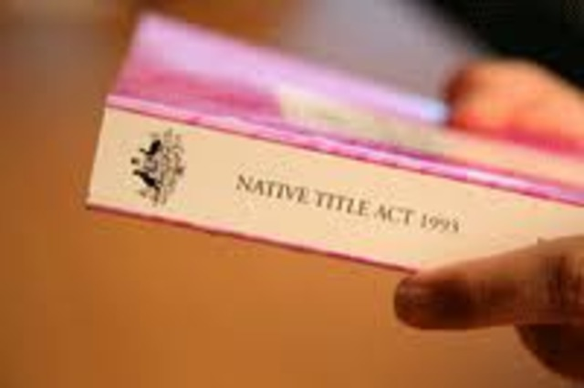 Native Title Act