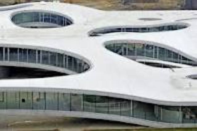 Le  Rolex Learning centre