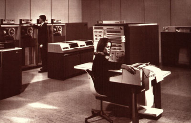 IBM introduces System 360
