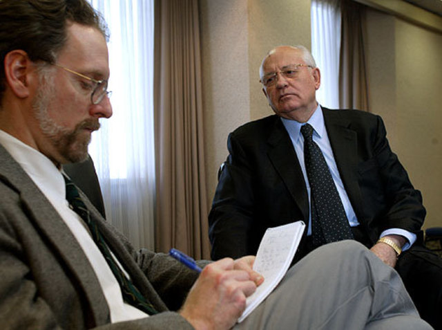 Interview with Mikhail Gorbachev