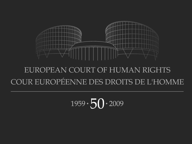 The European Court of Human Rights approves the ban.