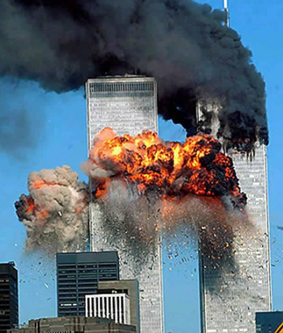 Terrorist attacks on the U.S.