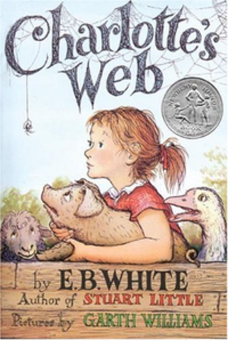 """Charlotte's Web"" by E.B. White"