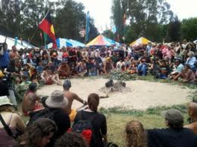 26 January: The Aboriginal Tent Embassy