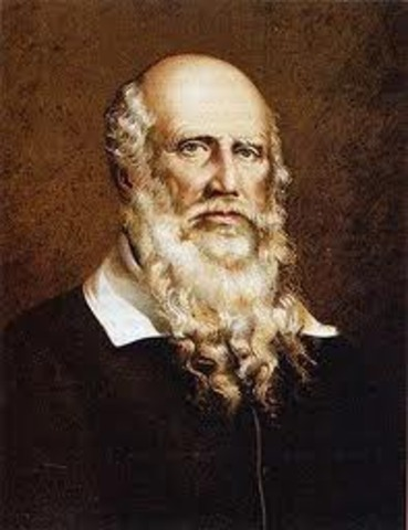 Friedrich Ludwig Jahn A.K.A:The Father of Gymnastics and the Turn Father