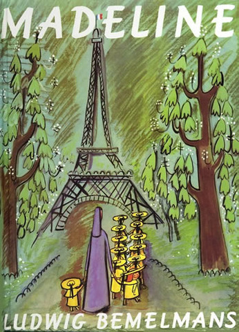 """Madeline"" by Ludwig Bemelmans"