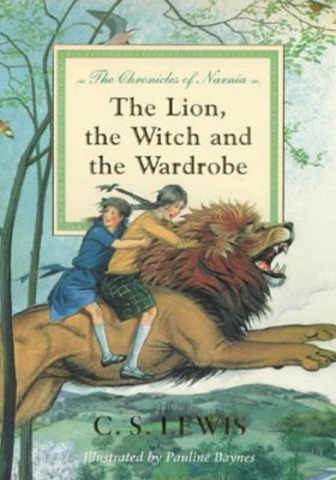 """The Lion, the Witch, and the Wardrobe"" by C.S. Lewis"