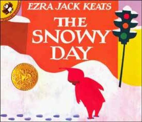 """Snowy Day"" by Ezra Jack Keats"