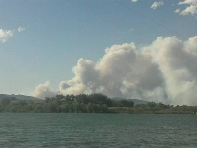 8:45 a.m. - High Park Fire grows to 58,046 acres