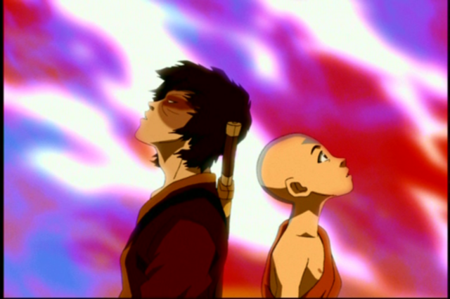 Aang/Zuko (Avatar) - Works | Archive of Our Own