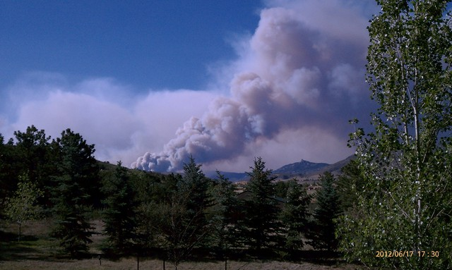 9:30 a.m. - High Park Fire slightly increases to 68,440 acres