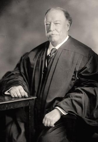 Harding Appoints William H. Taft as Chief Justice to Supreme Court