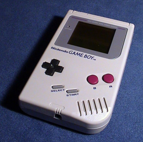 Game Boy Released.