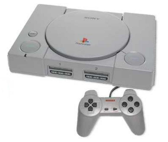 Sony Released Playstation.