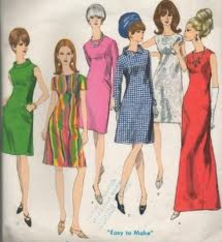 Australian Clothing in 1960