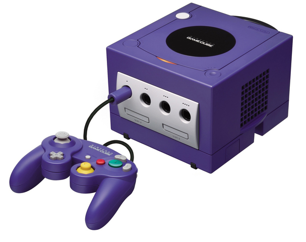Gamecube Released.