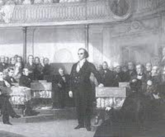 nullification crisis Develop an understanding of the nullification crisis of 1832 to include who was involved, the impact of the debate and reactions by the president and congress.