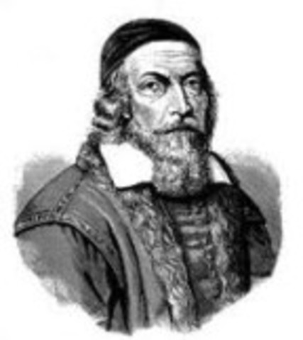 John Comenius born