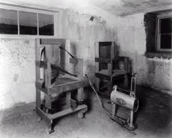 Executions In Rhode Island