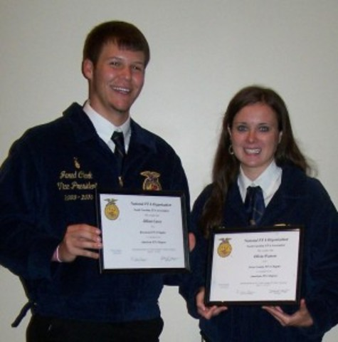 American FFA Degrees
