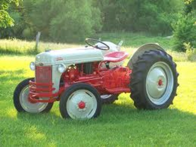 Century Tractor Parts : Important inventions of the th century timeline