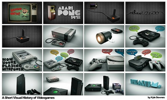 the history of video game consoles essay
