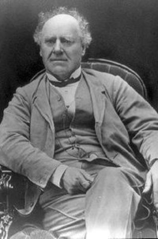 Joseph Howe starts writing articles in Novascotian (newspaper) demanding reform
