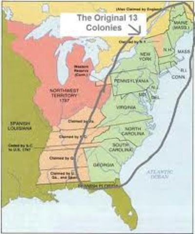factors rebellion 13 american colonies Background, history, and the beginning of the revolution the thirteen colonies that became the usa were originally colonies of great britain by the time the american revolution took place.