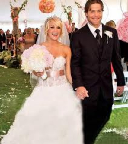 carrie underwood wedding photos people pictures to pin on