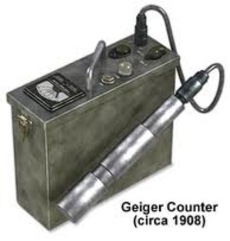 Custom-Built, Big-Block-Powered 1970 Nova Street Beast Old fashioned geiger counter