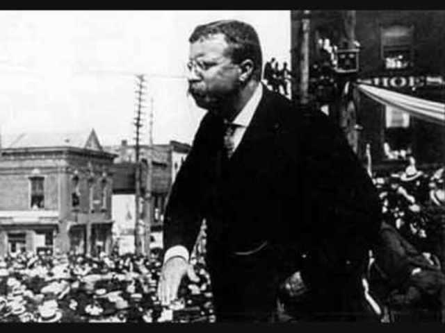 theodore roosevelt and muckrakers President theodore roosevelt strongly believed that each and every president should be a true leaderroosevelt also developed the term.