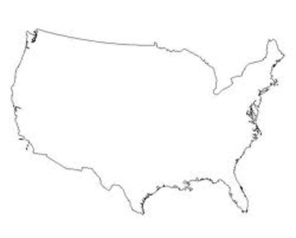 Historia de los Estados Unidos de América timeline