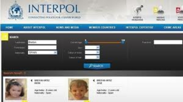 Interpol initiates their investigation