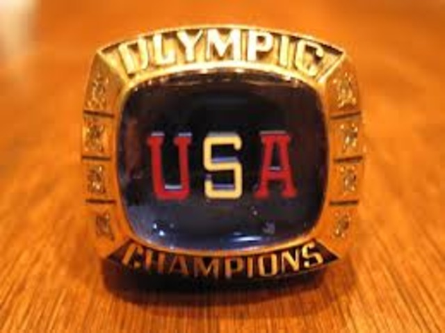Accomplishments-- U.S Olympics coach